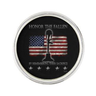 Honour The Fallen Lapel Pin