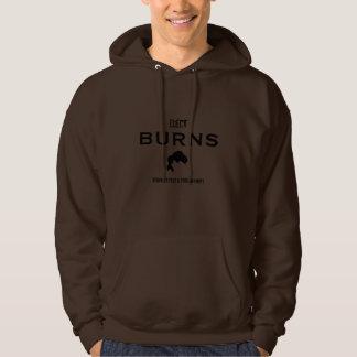 (HOODIE) Elect Burns Schuyler Field & Stream Party Hoodie