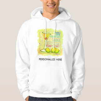 Hoodies, Sweats - Lemon Drop Martini Hoodie