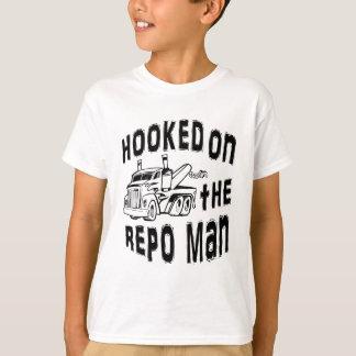 hookedblack.png T-Shirt