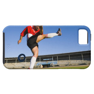 Hooligan kicking tough iPhone 5 case