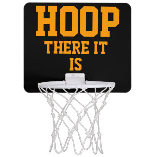 HOOP THERE IT IS
