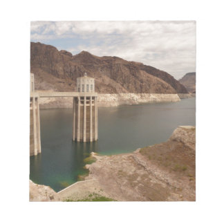 Hoover Dam 4 Notepad