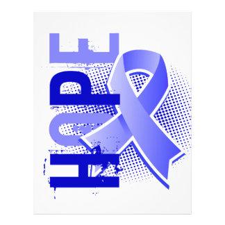 Hope 2 Prostate Cancer 21.5 Cm X 28 Cm Flyer