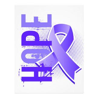 Hope 2 Stomach Cancer 21.5 Cm X 28 Cm Flyer