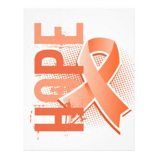 Hope 2 Uterine Cancer 21.5 Cm X 28 Cm Flyer