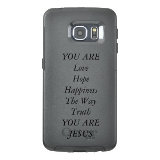 HOPE AND LIGHT OtterBox SAMSUNG GALAXY S6 EDGE CASE