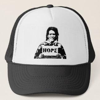 HOPE by Jeffery Dread Trucker Hat