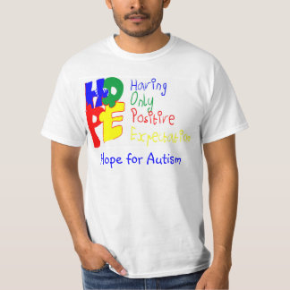 Hope for Autism T-Shirt