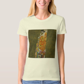 Hope II by Gustav Klimt T-Shirt