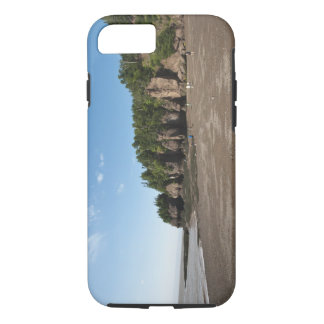 Hopewell Rocks and The Ocean Tidal Exploration iPhone 8/7 Case