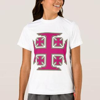HoPi Kross™ Girls' Double-Dry Jersey Tee
