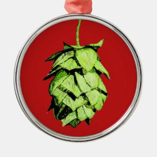 Hoppy Cheer to you! Christmas Ornament