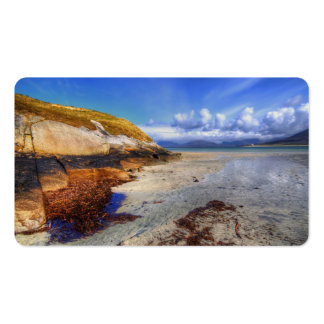 Horgabost, Isle Of Harris Business Cards