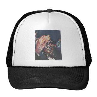 horn player cap