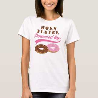 Horn Player Funny Gift T-Shirt