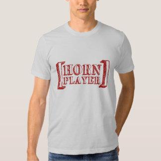 Horn Player Tee Shirt