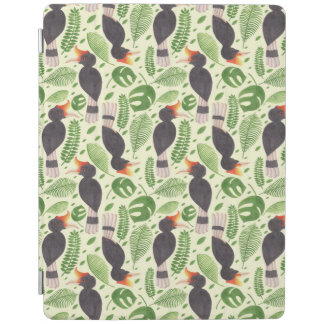 Hornbill the Tropical Bird iPad Cover