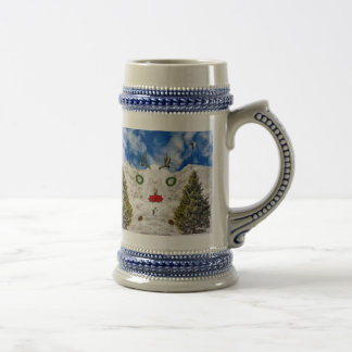Horned One's Alter Beer Steins