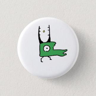 Horned Walker Button