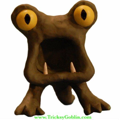 Horrible Monster 2-D Sculpture Cut Outs
