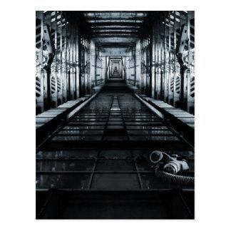 Horror City Postcard