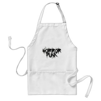 Horror Punk Standard Apron