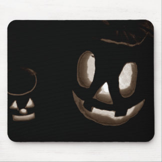 Horrorstuff Halloween Pumpkin II Mouse Pad