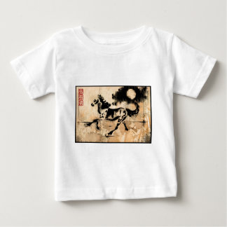 Horse by Moonlight Baby T-Shirt
