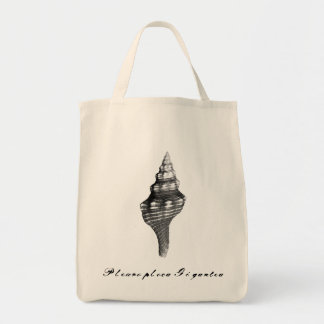 Horse Conch Grocery/Beach Tote Grocery Tote Bag