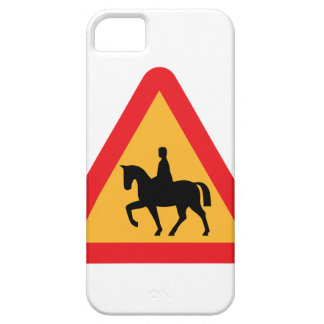 Horse Crossing Custom Barely There iPhone 5 Case