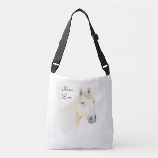 Horse Love Adjustable Shoulder Bag
