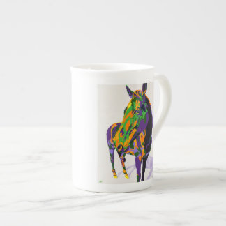 Horse mug - Georgia by Shai Steiner