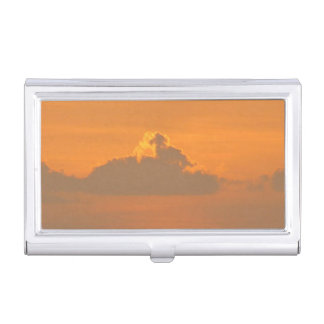 Horse on Fire Business Card Holder