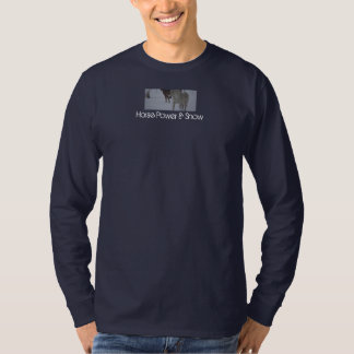 Horse Power & Snow T-Shirt