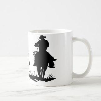 horse riders coffee mugs