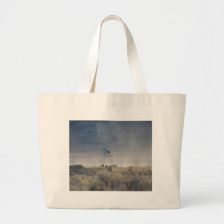 Horse Round Up Jumbo Shopping Tote