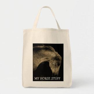 Horse Stuff Tote Bag