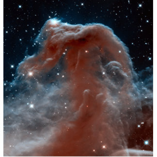 Horsehead Nebula Space Astronomy Standing Photo Sculpture