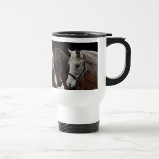Horses Are Proof Travel Mug