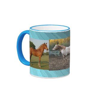 Horses Pet Western Ranch Farm Animal Cute Mug