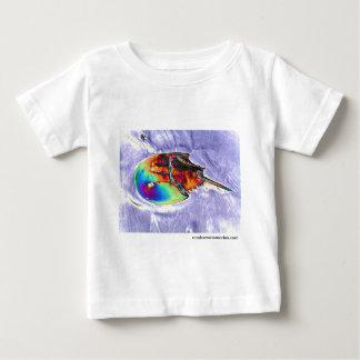 Horseshoe Crab Foil Design Shirt