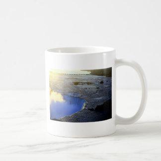 Horseshoe Falls, Canada Basic White Mug