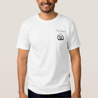 horseshoes, Team Shasta Bet Tee Shirt