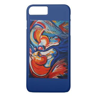 HORSING AROUND iPhone 8 PLUS/7 PLUS CASE