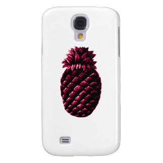 Hospitality Pineapple Magenta The MUSEUM Zazzle Gi Samsung Galaxy S4 Cover