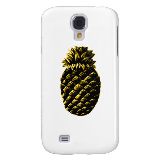 Hospitality Pineapple Yellow The MUSEUM Zazzle Gif Samsung Galaxy S4 Cases