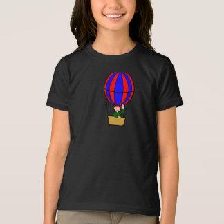 Hot Air Balloon Girls T-Shirt
