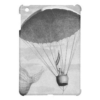 Hot Air Balloon Vintage Eighteenth Century iPad Mini Cases