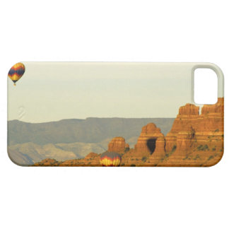 Hot Air Balloons at Sedona, Arizona, USA. iPhone 5 Cases